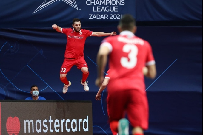«Қайрат» Чемпиондар Лигасының жартылай финалына өтті