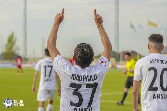 Жоао Пауло: «Мен Қазақстан ұлттық құрамасының бас бапкерімен әңгімелестім»