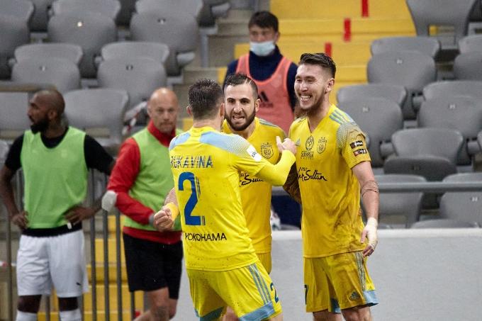 «Қайрат» пен «Астана» УЕФА рейтингінде жоғары көтерілді